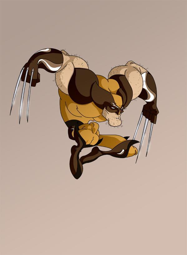 Wolverine by kylecbastian