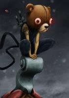 Teddy - Afro Samurai by kylecbastian