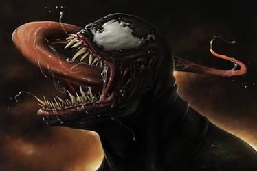 Venom by kylecbastian