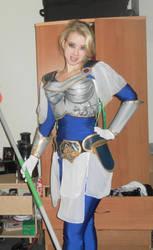 Lux cosplay part 2 by LovisaD