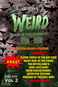 Courtley's Weird, Vol 2: Bride of the Chapbook