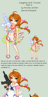 Complete Doll Tutorial Part 2