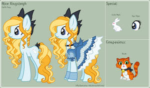 MLP - Alice Reference Sheet