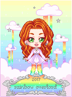 Pixel Empire 2017 Yearbook - Bri by theRainbowOverlord