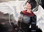Mikasa Wings of an Angel