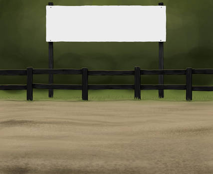 Outdoor Arena commission