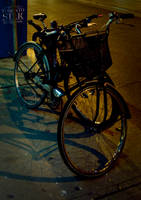 Bike in Toronto by paconavarro