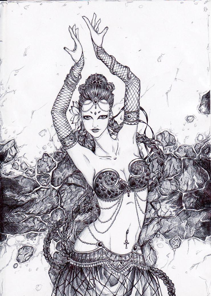 Dancer by SpiralDanceStudio
