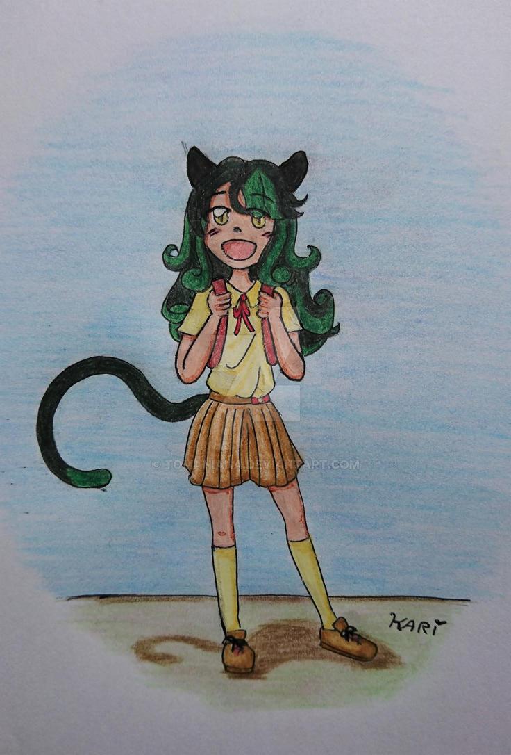 Chibi Kari by tomaniana