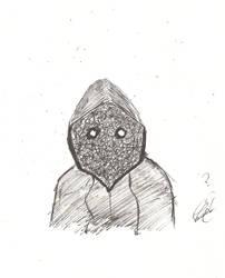 man ? by D98ART