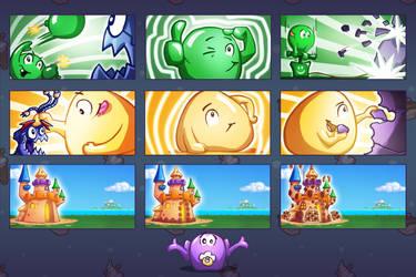 JTC UP Icons 3 by gafana