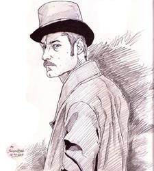 Dr. Watson by Samvinci