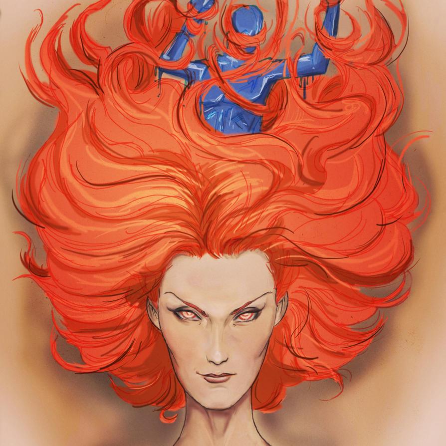 Legend of Lorelei by Samvinci