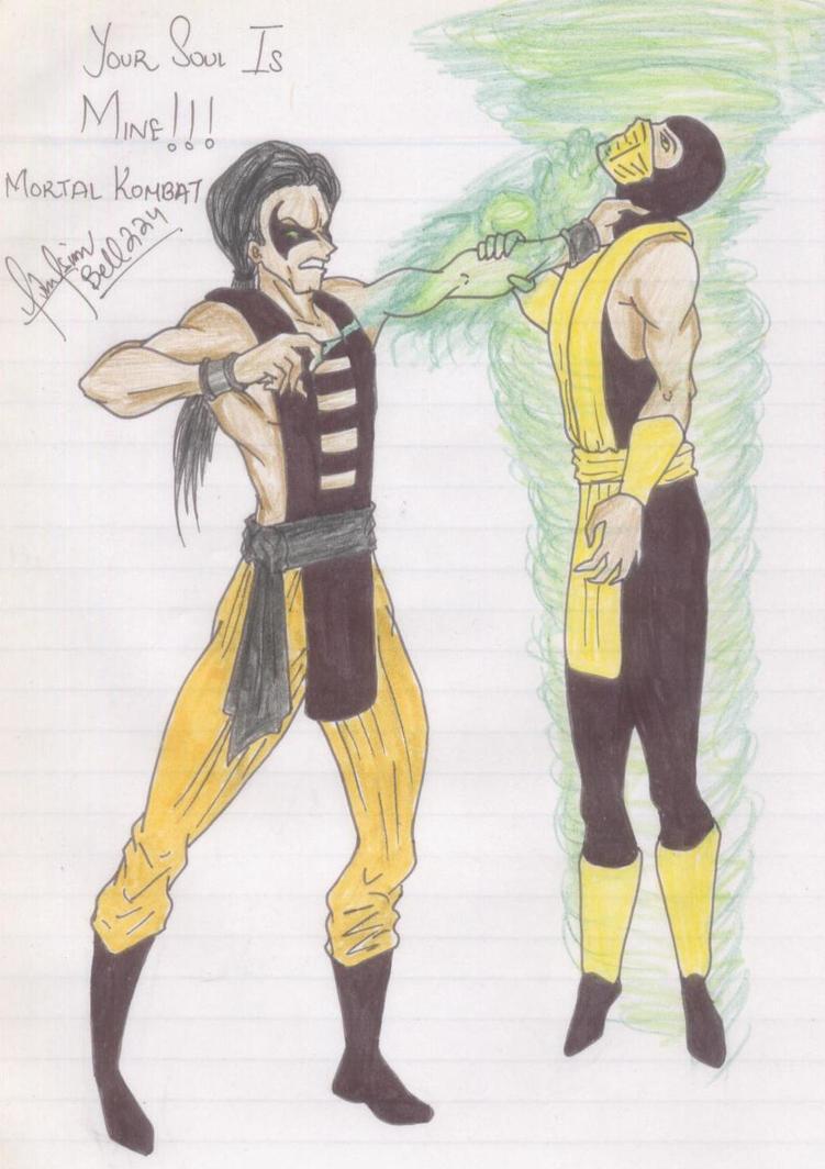 Scorpion...no more! by divadonna224