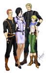 Wesker's Family