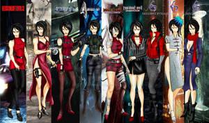 Resident Evil: Ada Wong Tribute