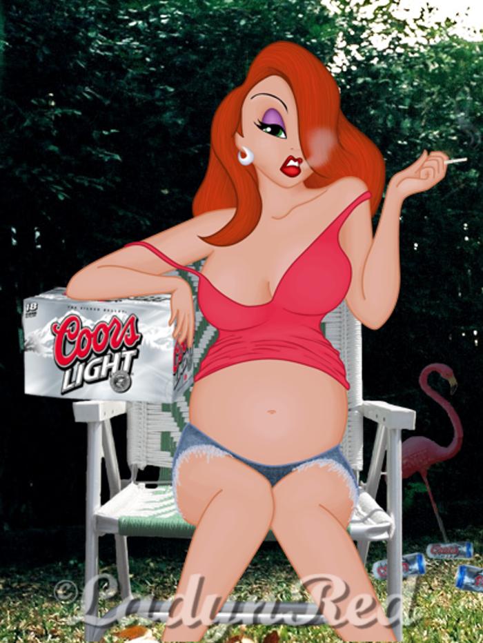 White trailer trash sex cartoons