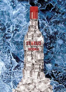 Iced-status-vodka