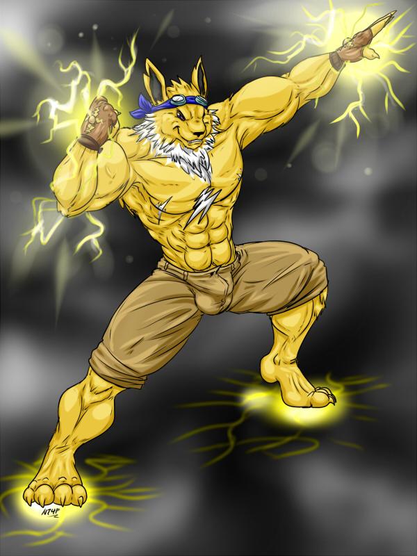 Lightning strikes twice!! by UtopiaRayZexal