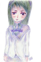 .: Akemi Homura :. by lawblz2000