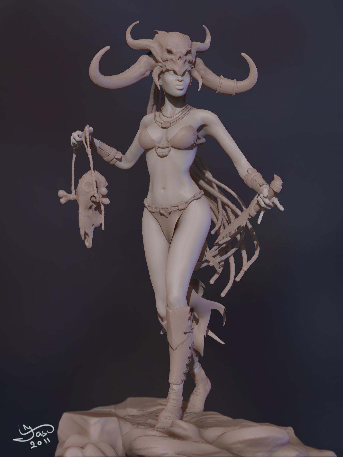 Diablo 3 witch doctor porn erotic galleries