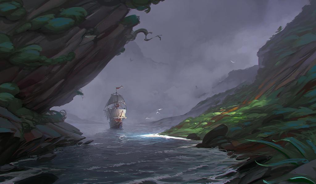 sea by Dozen13