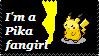 I'm a pika fangirl by Pikachulova