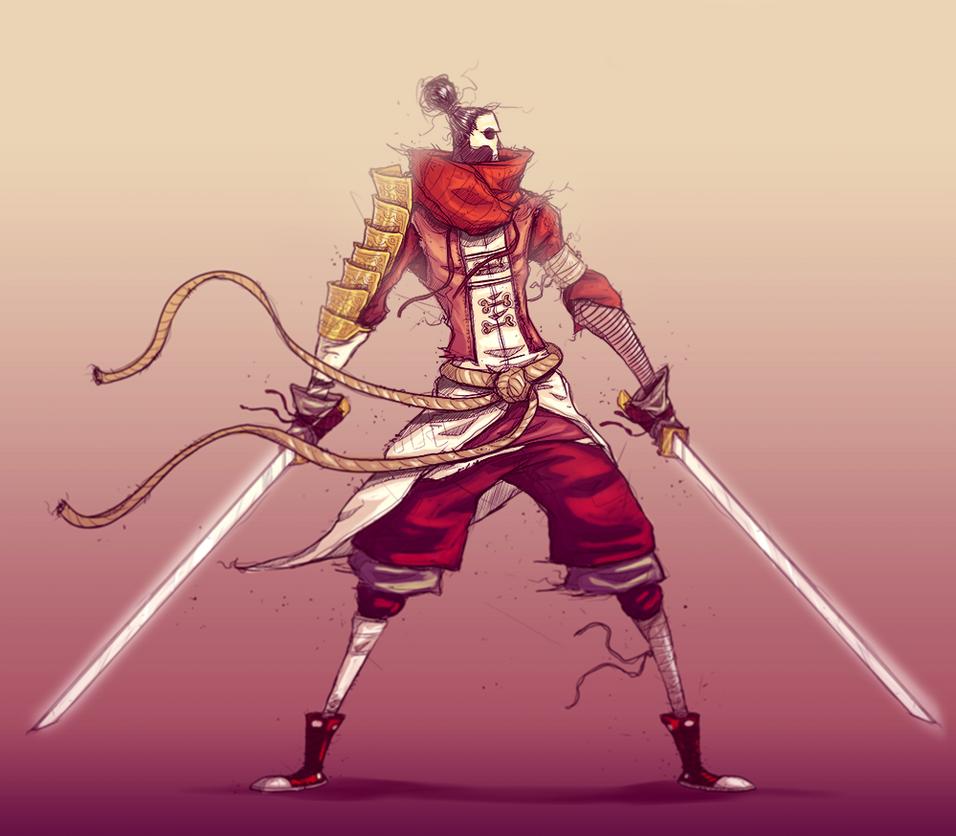 CDC: Samurai by no26