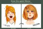 Draw this again - 5yrs