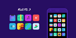 RELEASE RUZITS 3 ICON PACK