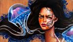 Medusa by LindoArt