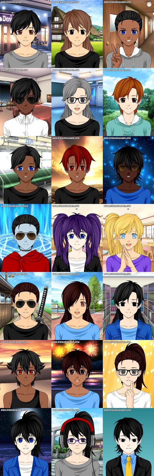Team Randomness by Minami-Kousaka