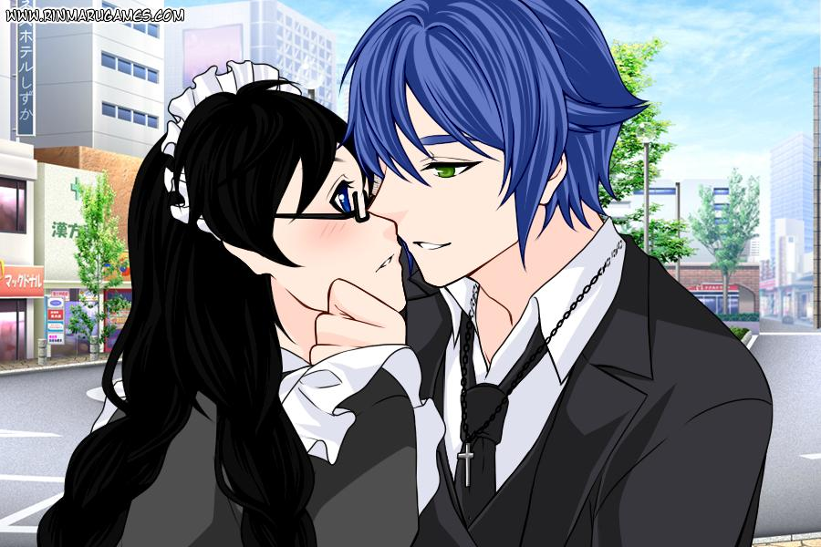 Roberta and Prince Hiro by Minami-Kousaka