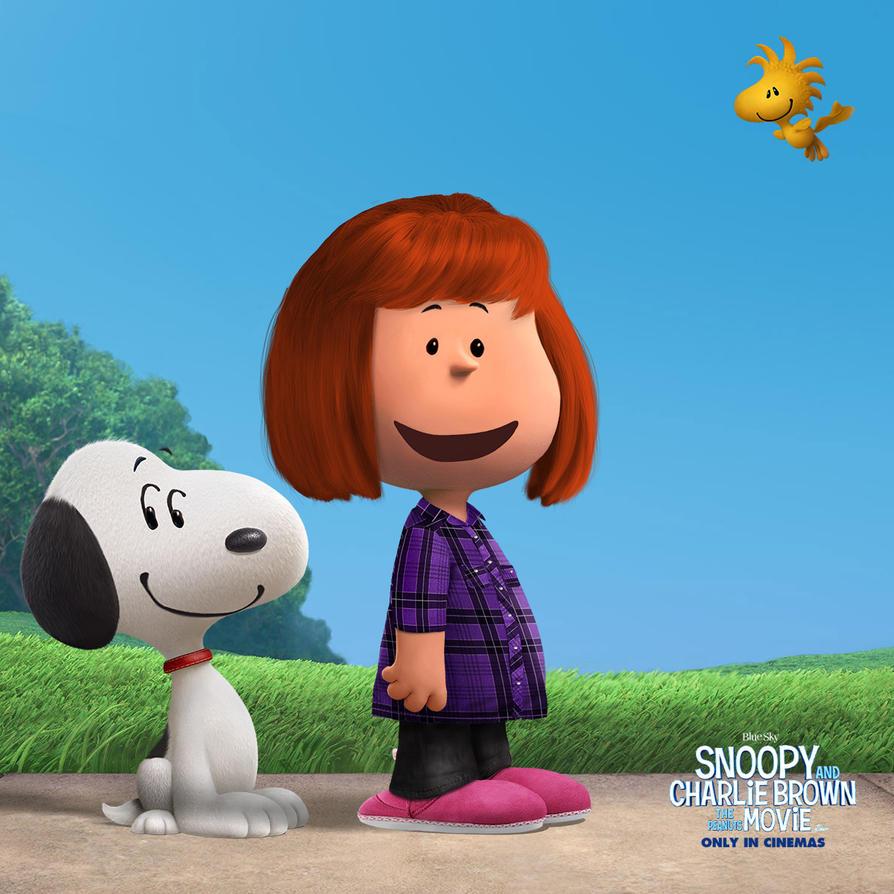 Me in The Peanuts Movie by Minami-Kousaka