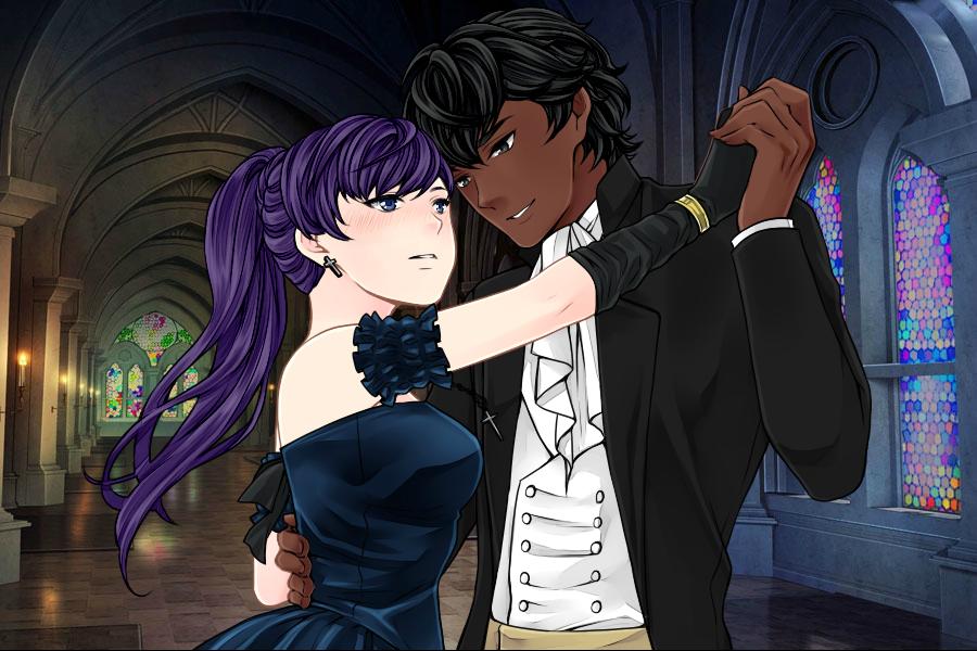 Vampire Hunter AU - Forbidden Dance by Minami-Kousaka