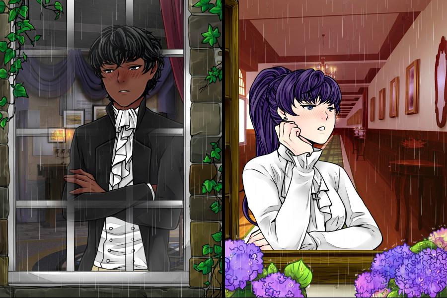 Vampire Hunter AU - Should They Go or Stay? by Minami-Kousaka