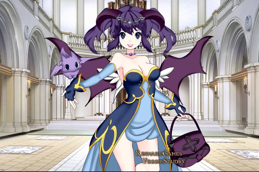 Dragon Mistress AU - Minami Kousaka by Minami-Kousaka