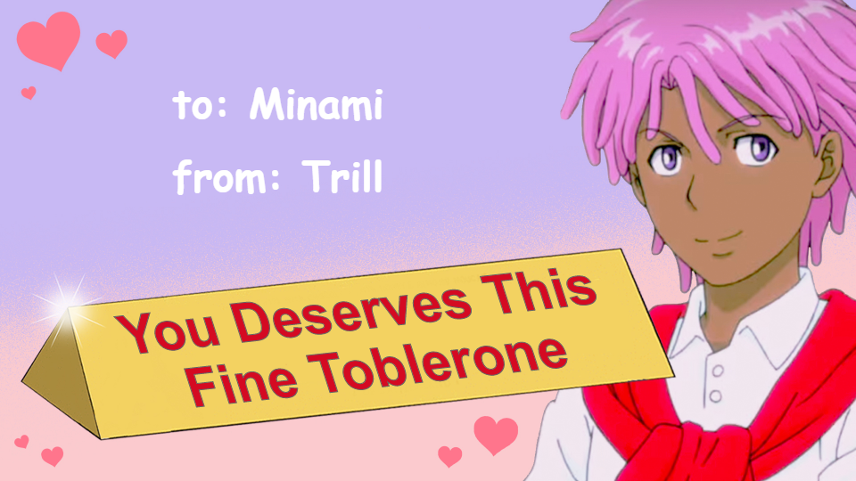 Kaz Kaan's V-Day Card by Minami-Kousaka