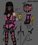 Mileena MK11  by PrincessLiyah7
