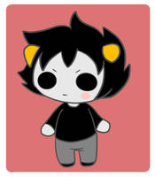 homeatuck-karkat by rm6y7m6