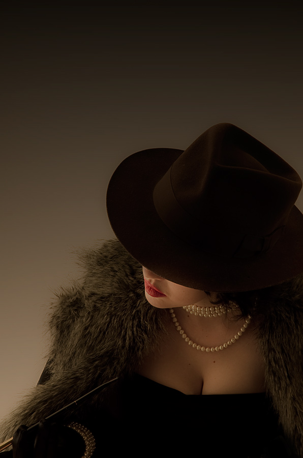 Fedora by nikongriffin