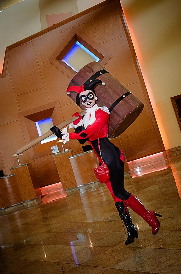 Harley Quinn by nikongriffin