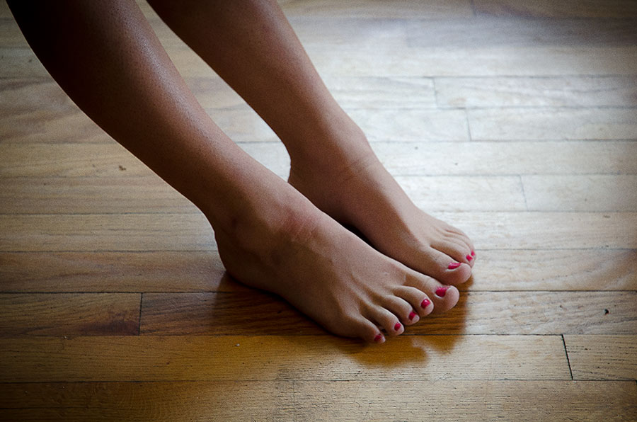 Ten Teeny Tiny Teen Toes by nikongriffin
