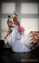 Steampunk Bride by nikongriffin