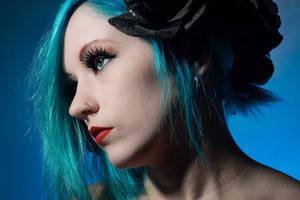 Blue On Blue by nikongriffin