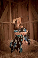 Barefoot in the Barn by nikongriffin