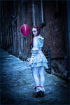 Pennywise III by nikongriffin