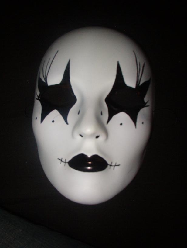 Mask by Fermata13