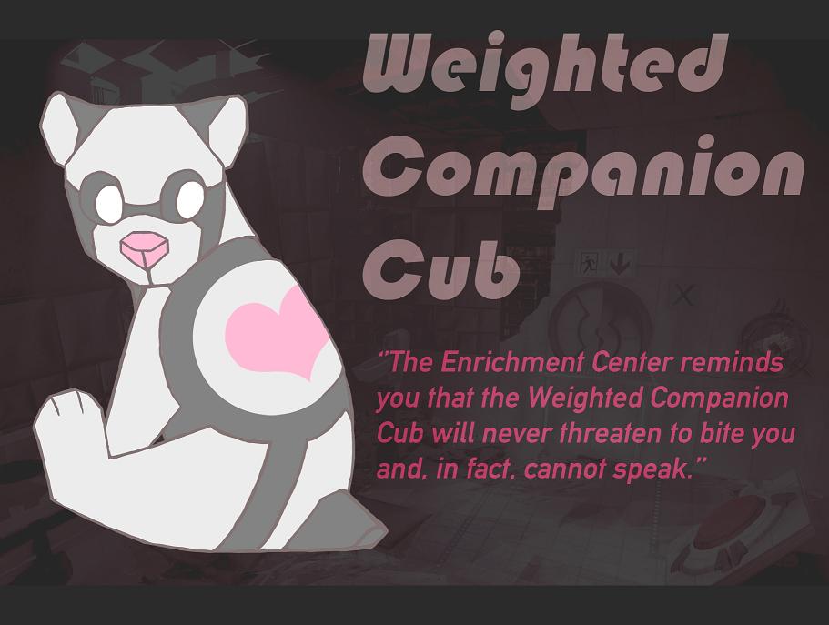 Furtal: Companion cub by Tikrekins