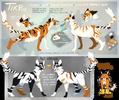 Tikru: The Ultimate Reference Sheet 2016 OLD by Tikrekins